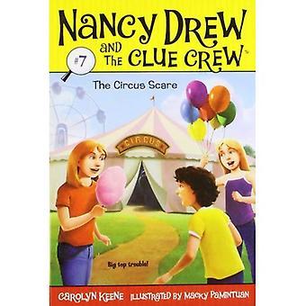La peur du cirque (Nancy Drew & l'équipage Clue (qualité) (rééditions))