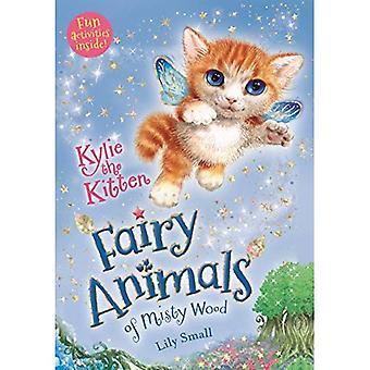 Kylie het Kitten (Fairy dieren van Misty hout)