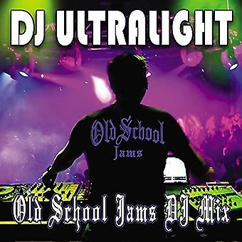 DJ Ultrlight - Old School Jams DJ M [CD] USA import
