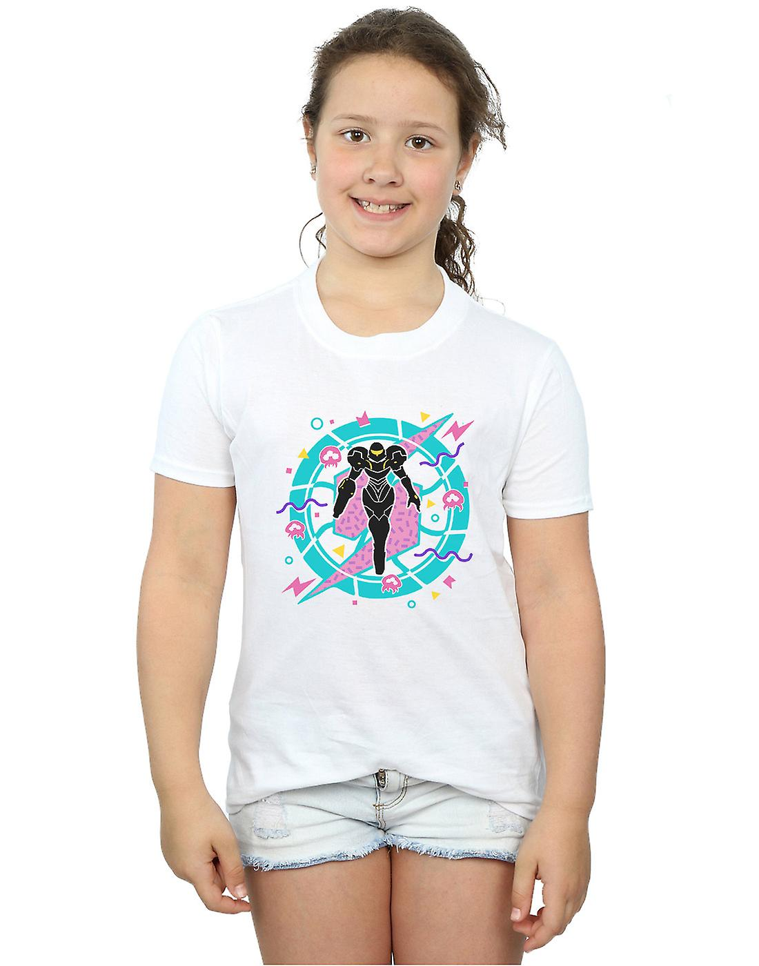 Vincent Trinidad Girls 90's Samus T-Shirt