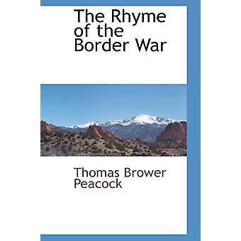 孔雀・ トーマス ・ ブラウワーによる国境戦争の韻