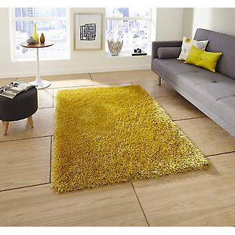 Monte Carlo Yellow  Rectangle Rugs Plain/Nearly Plain Rugs