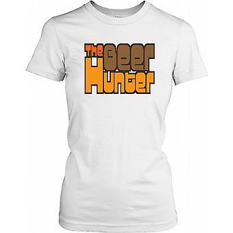 Øl Hunter - sjove citat damer T Shirt
