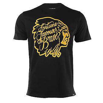 Headrush Mens HR FFTB Chief T-Shirt - Black - street training
