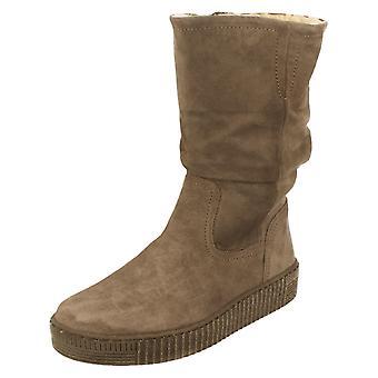 Panie Gabor ciepłą podszewką buty 93736