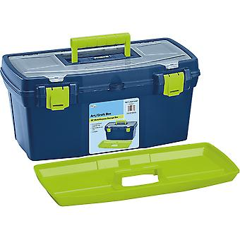 Pro Art Storage Box W/Organizer Top-19