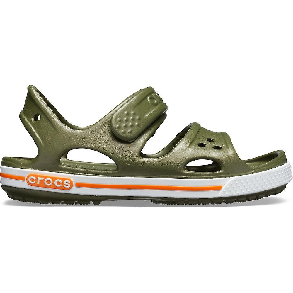 Crocs Chłopców Crocband Ll Lekkie Wygodne Noszenie Latem Sandały