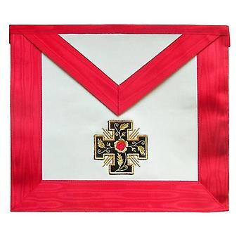 Masonic Scottish Rite AASR-18nde grad-Knight Rose-Croix-Croix potencee