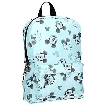 Children's Mickey Mouse Go For It! Mint Backpack
