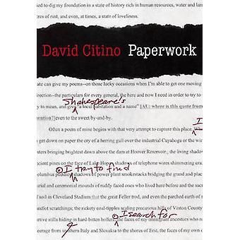 Papierwerk door David John Citino-9780873387842 boek