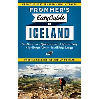 Frommer's Easyguide to Iceland by Nicholas Gill - 9781628871807 Book