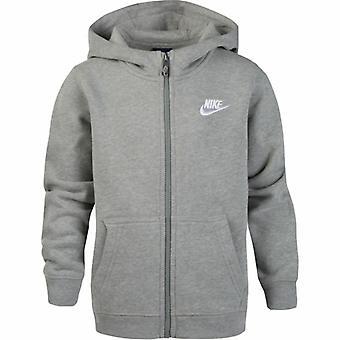 Nike Little Boys' Club Fleece Full Zip Hoodie - B518-042