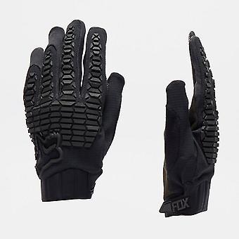 New Fox Defend Mountain Biking Gloves Black