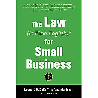 The Law (in Plain English)a� for Small Business (Fifth Edition) (In Plain English)
