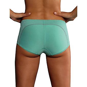 Anita 1627-838 Women's Active Pool Blue Knickers Panty Sports Brief