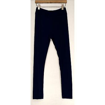 Kate & Mallory Leggings Cut & Custom w/ 3 Hemline Choices Blue A428690