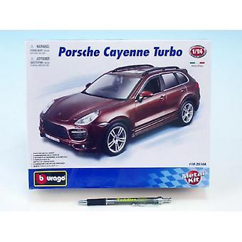 Burago Porsche Cayenne Turbo