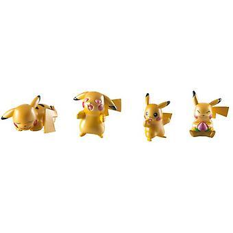 Tomy Pokémon 4 figure 20 anniversario (neonati e bambini, giocattoli, Action figure)