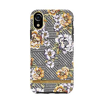 Richmond & Finch shells voor IPhone XR-Floral Tweed