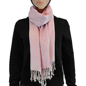 Cachecol/xale/xaile 100% pashmina rosa