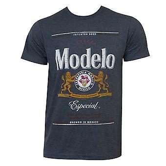 Modelo Especial Blue Logo Tee Shirt