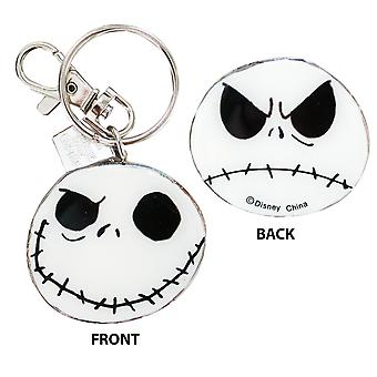 Nightmare Before Christmas zweiseitige Jack Keychain