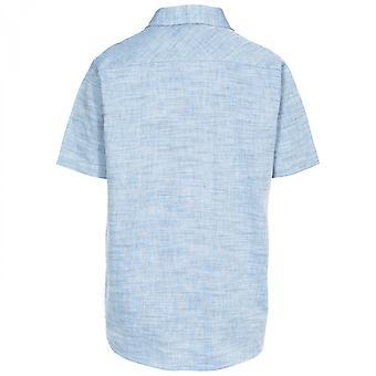 Hausfriedensbruch-Mens Buru-Kurzarm-Shirt