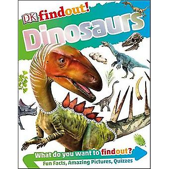 DK Findout! Dinosaurs by DK - 9781465454294 Book