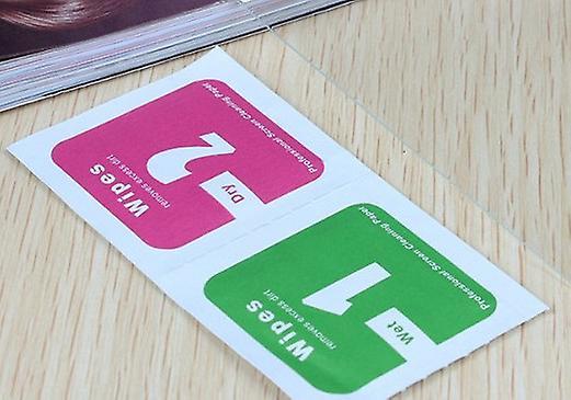 iCoverCase | iPhone 6 & 6S | 2- Pack Skärmskydd | Härdat Glas