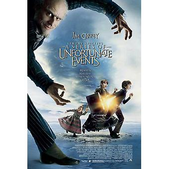 Lemony snickett ' s een reeks van ongelukkige gebeurtenissen (DS intl) originele Cinema poster