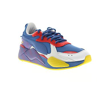 Puma RS-X Subvert  Mens Blue Synthetic Low Top Sneakers Shoes