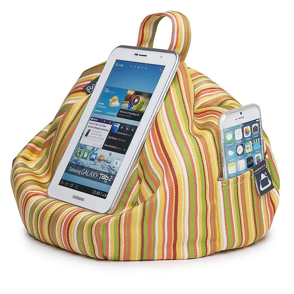 Ipad, tablet & ereader bean bag stand by ibeani - mexicana festival
