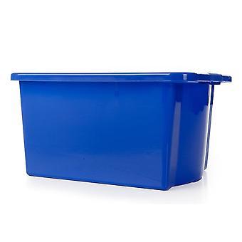Wham-opberg pakket van 5-24 liter stapel en Opbergdozen van kunststof