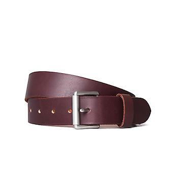 Red Wing Dark Brown Leather Belt