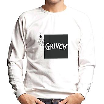 The Grinch Block logo Men's Sweatshirt