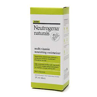 Neutrogena multivitamin nourishing moisturizer, 3 oz