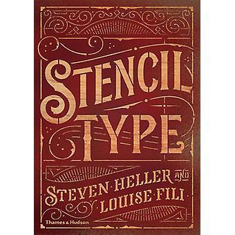 Stencil Type by Steven Heller