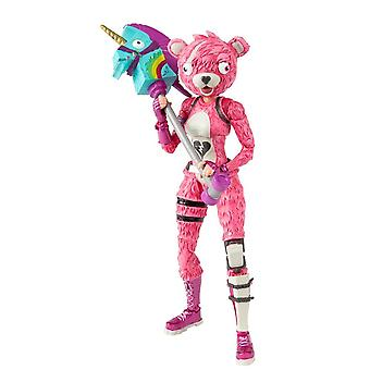 Cuddle Team Leader Poseable Figure from Fortnite