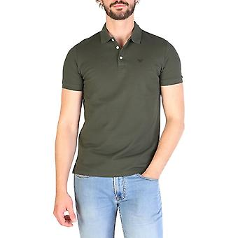 Emporio armani men's polo, green