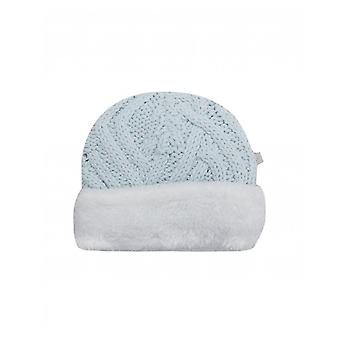The Little Tailor Knitted Plush Lined Hat