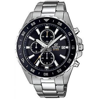 Casio EFR-568D-1AVUEF horloge-multifunctionele stalen armband