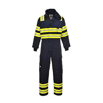 Portwest wildland fire safety coverall overall fr98