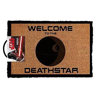 Star wars - welcome to the deathstar doormat
