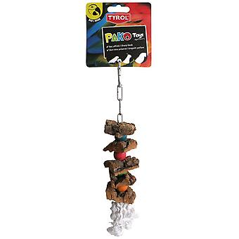Tyrol Tiramisu Toy Pako Beak (Birds , Toys)