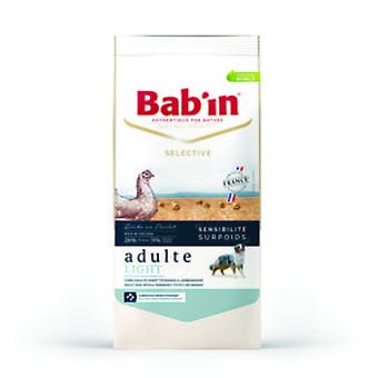 Bab'in AgiPlus Light (Dogs , Dog Food , Dry Food)