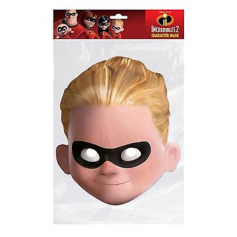 The Incredibles Character Card Mask