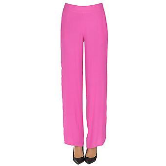 Sweet Matilda Ezgl314041 Women's Fuchsia Polyester Pants