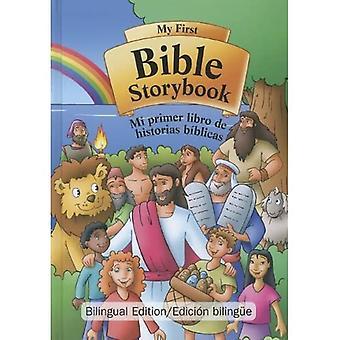 Ma première Bible Storybook/Mi Primer Libro de Historias Biblicas