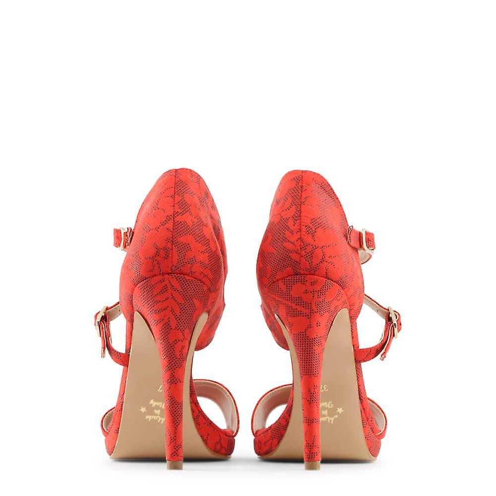 Made in Italia Original Women Spring/Summer Sandals - Red Color 29332 qEdxe