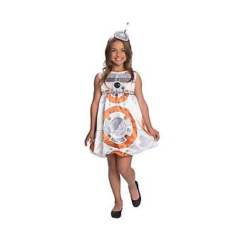 Rubie's Costume Star Wars Episode Vii: The Force Awakens Deluxe Bb-8 Child Costume